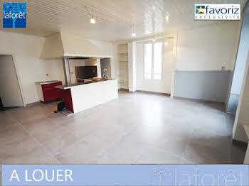 Appartement 2 pièces 57,08 m2