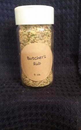 Butcher's Rub Recipe