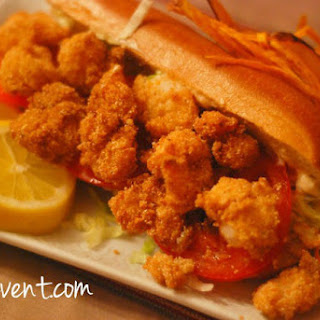 Shrimp Po' Boys.