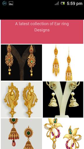 Earrings Jewellery Designs