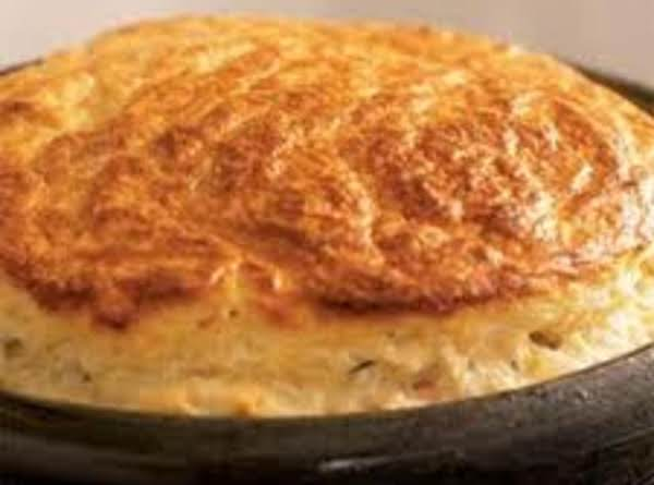 Roasted Corn And Colby Spoon Bread