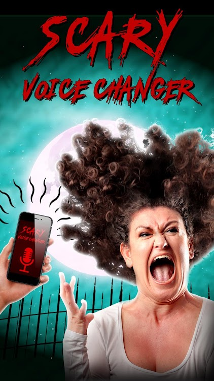 Scary Voice Changer - Horror Voice App – (Android Aplikace) — AppAgg