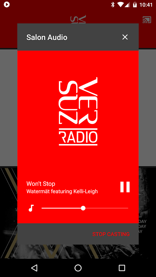 Versuz Radio- screenshot