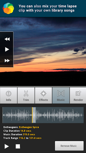 Lapse It • Time Lapse Camera 4.70 screenshots 4