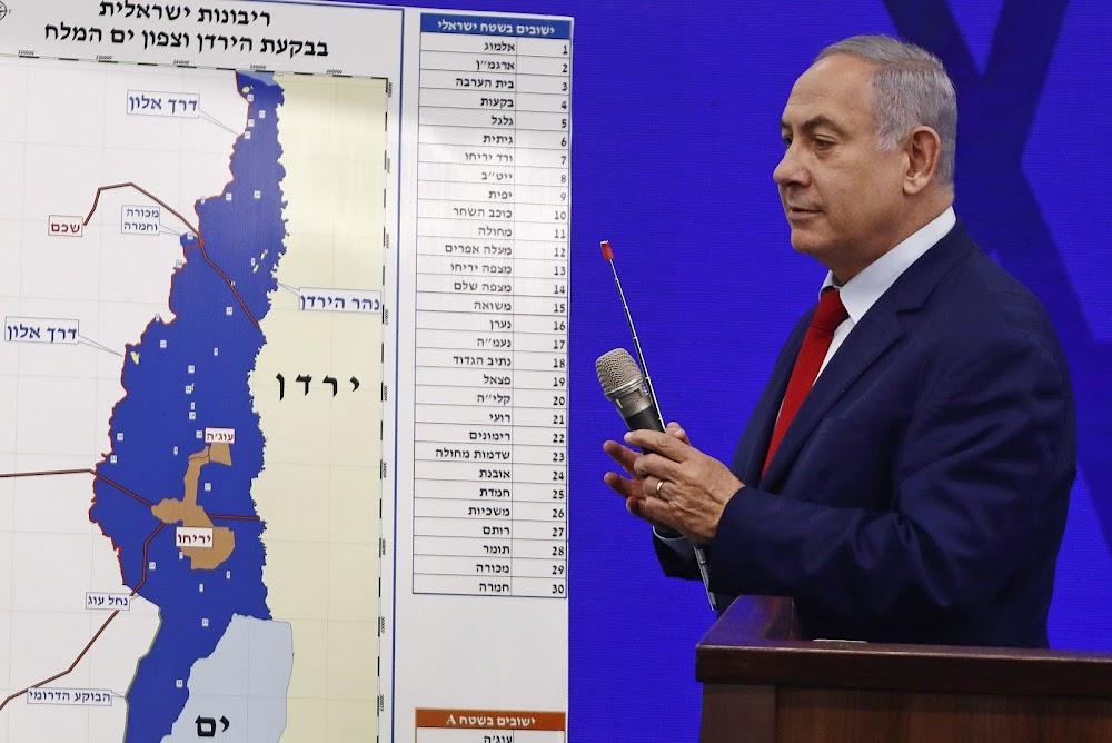 Netanyahu haal alle punte om die verkiesing te wen
