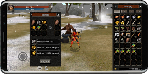 Metin2 Mobile 10.0 APK MOD screenshots 2