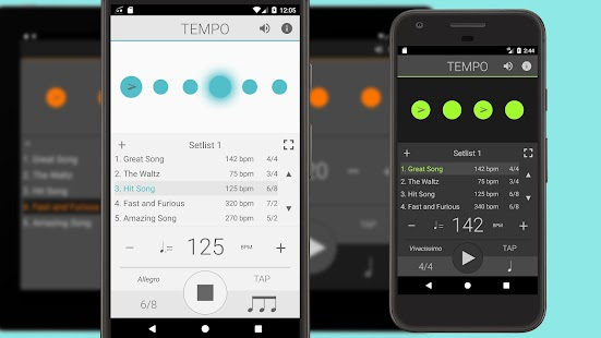 Metronome: Tempo- screenshot thumbnail