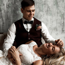 Wedding photographer Mariya Kharlamova (MaryHarlamova). Photo of 16.04.2018
