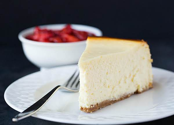 New York Cheesecake Supreme Recipe