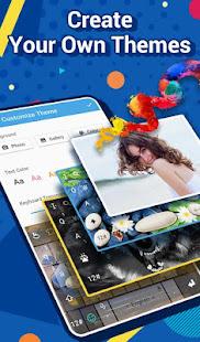 App TouchPal Emoji Keyboard: AvatarMoji, 3DTheme, GIFs APK for Windows Phone