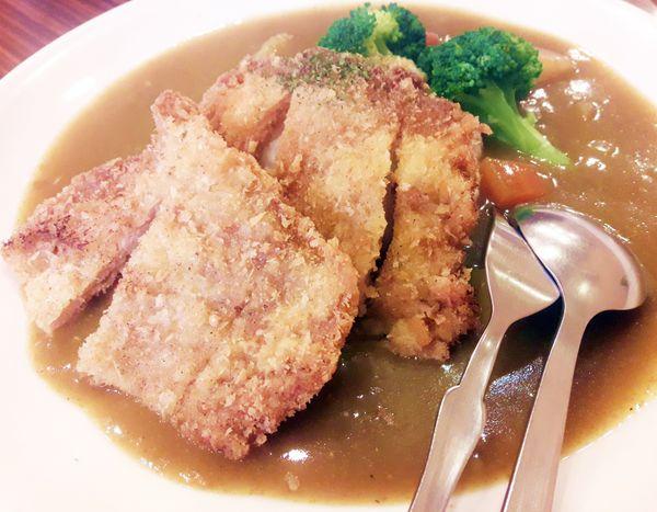 屏東  【幸福咖哩工坊】吃午餐