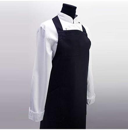 Bröstförkläde Sommelier