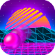 VaporBall - Fun Addictive Vaporwave Arcade Game! APK