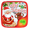 FREE-GOSMS JOLLY SANTA STICKER 3.0.2 Apk