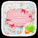 GO SMS LOVE SONG THEME icon