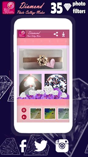 钻石 照片拼貼製作