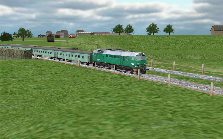 Screenshots of Train Sim for iPhone
