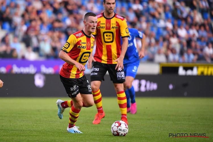 """Le KV Malines a chuté à Genk, le responsable avoue : """"J'ai échoué"""""""