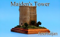 Maiden's Tower -Azerbaijan-