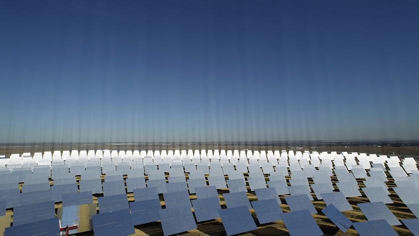 La energía solar es la más utilizada en las desaladoras