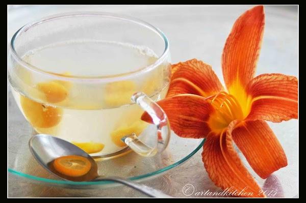 Chinese - Tasty Kumquat Tea Recipe