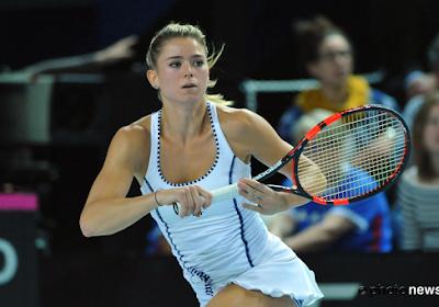 L'Italienne Camila Giorgi remporte le deuxième trophée de sa carrière