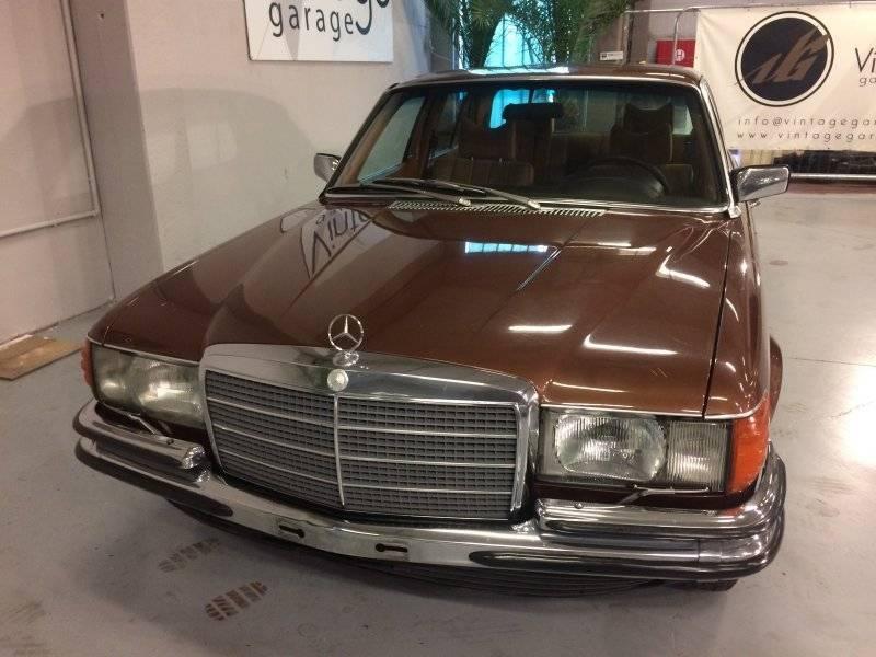 MERCEDES 450 SEL 6.9 – 1980 – 29 750 €