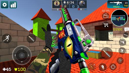 Télécharger Strike team  - Counter Rivals Online mod apk screenshots 4