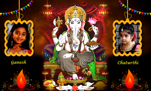 Ganesh Photo Frames Dual- screenshot thumbnail