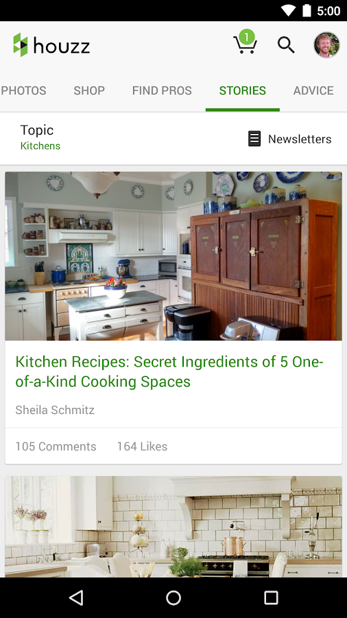 Houzz Interior Design Ideas- screenshot