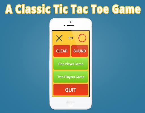 Tic Tac Toe Multiplayer Free