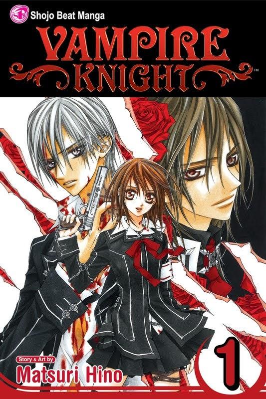 Vampire Knight (2007) - complete