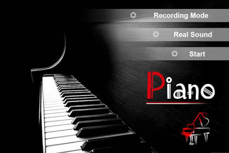 Real Piano Music - Piano Keyboard for PC / Windows 7, 8, 10