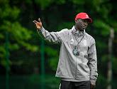 """Mbaye Leye is voorzichtig: """"Ik kan en zal niet te veel eisen stellen"""""""