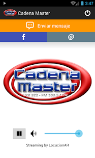 Cadena Master- screenshot thumbnail