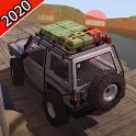 Offroad 4x4 Jeep Driving & Racing Simulator 2020 icon