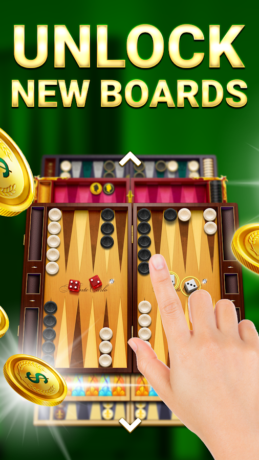 Backgammon Live: Free & Online Dice and Board Game- screenshot