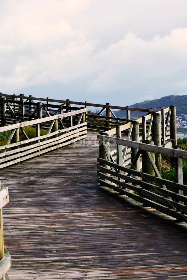 Bridge by Dheeraj Potula - Novices Only Landscapes