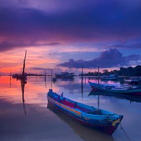 by Abah otox Baratawiria - Landscapes Sunsets & Sunrises