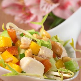Mango And Cashew Salad Recipes.