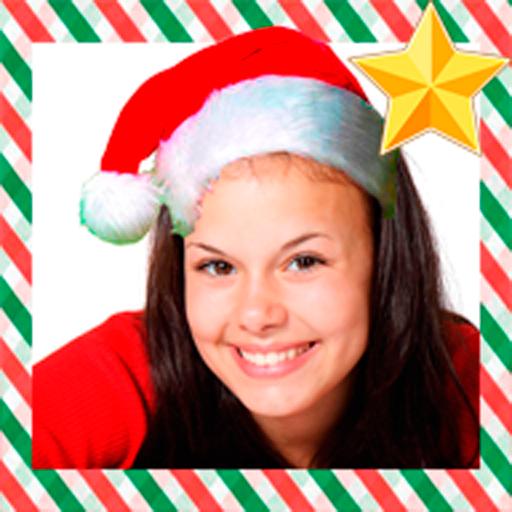 FotoEfectos Tarjetas d Navidad 遊戲 App LOGO-硬是要APP