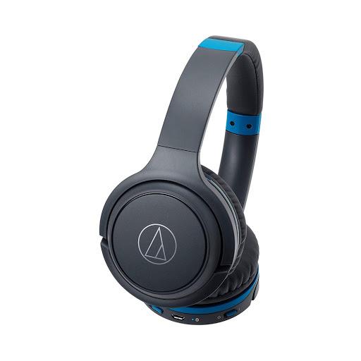 Tai nghe Audio Technica ATH-S200BTBL-2