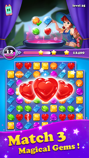 Gems Witch 1.1.1 app download 2