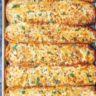 Garlic Bread With Regular Bread Recipes.