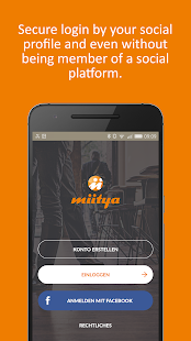 miitya The Instant Meeting App- screenshot thumbnail
