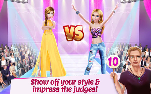 Shopping Mall Girl - Dress Up & Style Game  13