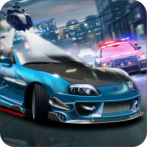 Police Chase Car 3D: Sports Car City Cop Simulator Android APK Download Free By Trending Game Studio