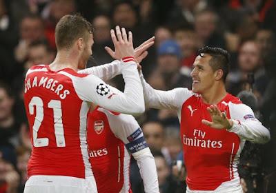 Arsenal évite les gros en FA Cup et affrontera Vossen