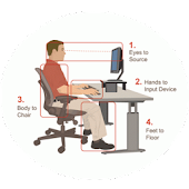 Office Ergonomics & Exercises