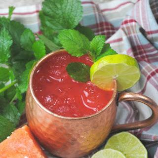 Watermelon Mojito (Virgin).